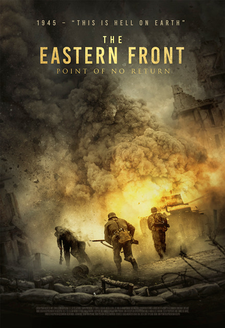 Download The Eastern Front 2021 English 480p HDRip 300MB