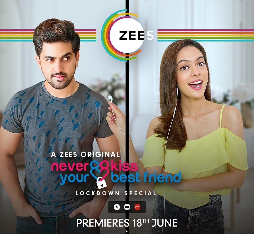 Never Kiss Your Best Friend 2020 S01 Hindi Complete Zee5 Web Series 720p HDRip 500MB x264 AAC