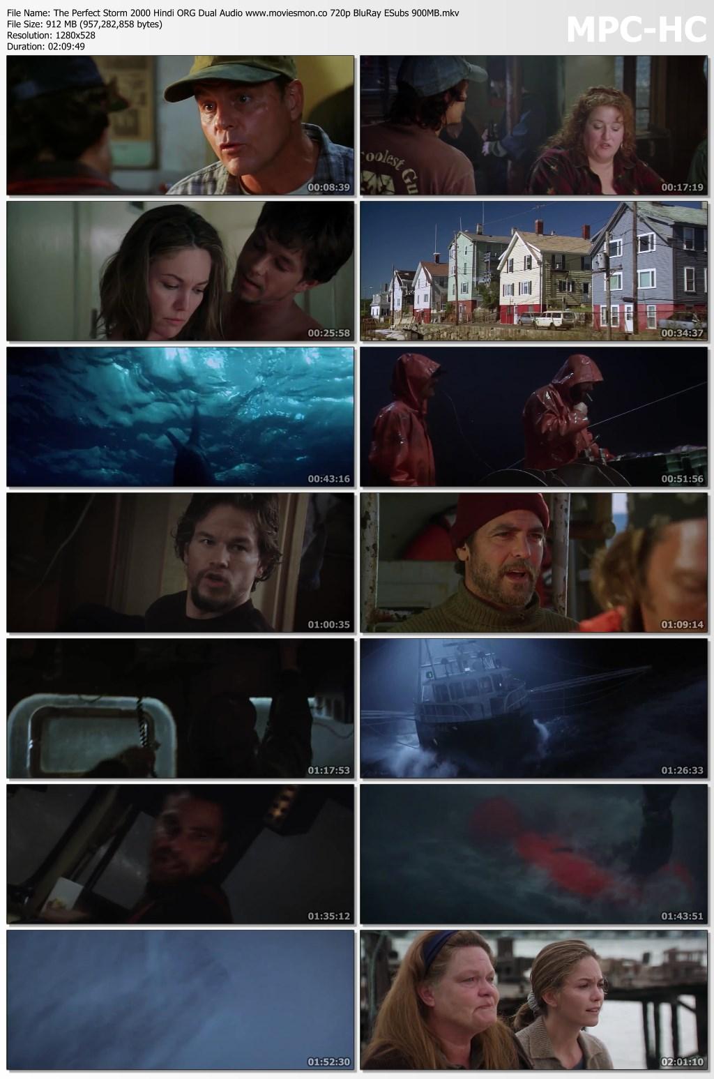 Download Film Perfect Storm 2000