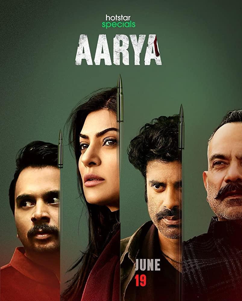 Aarya (2020) S01 Hindi Complete ZEE5 WebSeries 480p HDRip ESubs 1.2GB