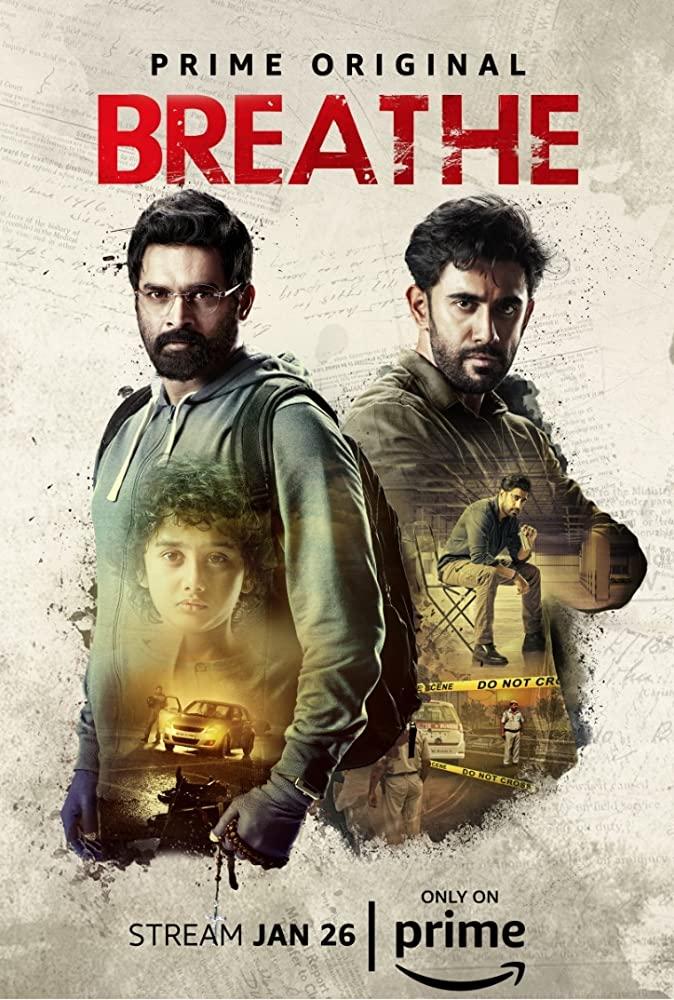 Breathe S01 (2020) Hindi Amazon Complete Web Series HDRip x264 900MB
