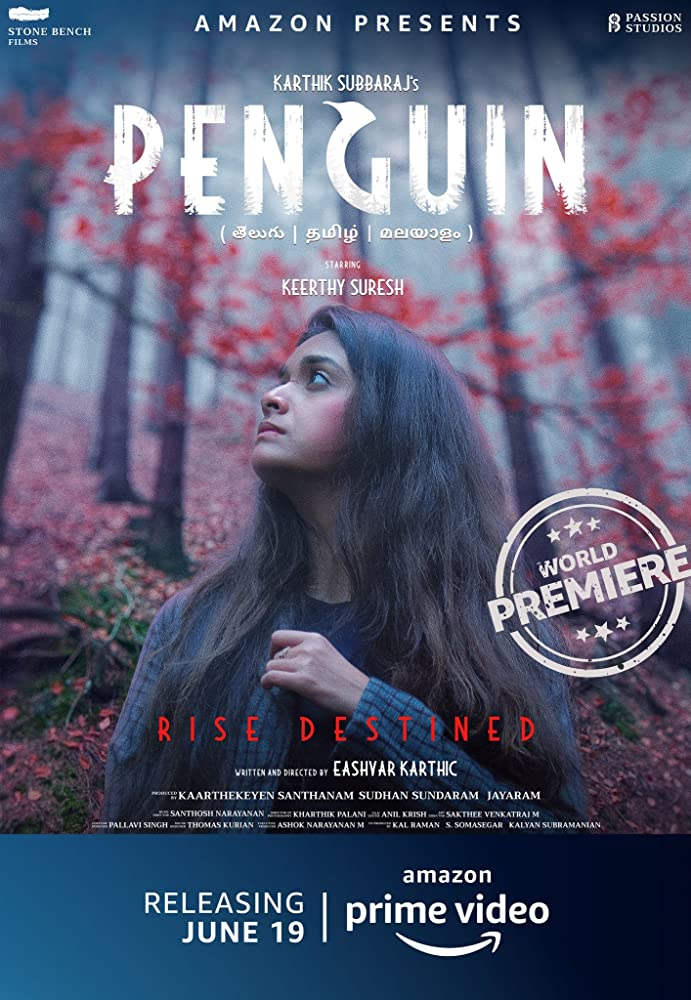 Penguin (2020) Tamil Movie 480p HDRip x264 ESubs 400MB