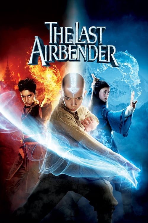 The Last Airbender (2010) Hindi Dual Audio 720p HDRip ESubs 800MB