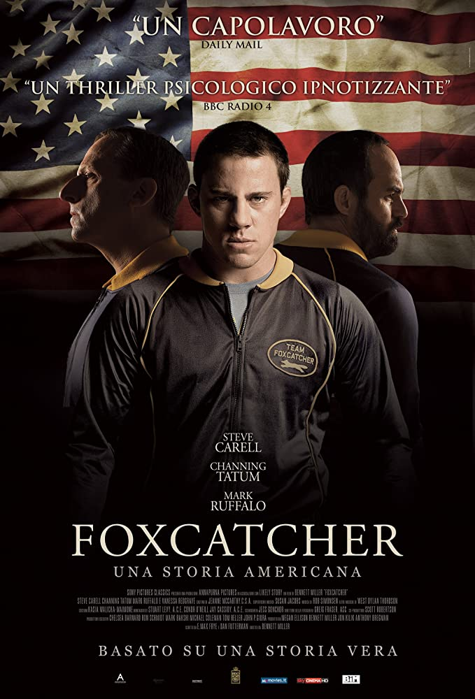 Foxcatcher 2014 Dual Audio [Hindi-DD5.1] 1080p BluRay Free Download