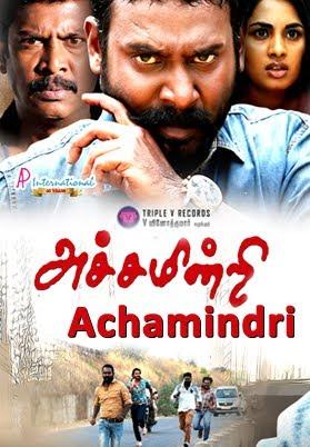 Achamindri 2020 Hindi Dubbed 720p HDRip 850MB Download