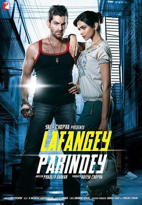 Lafangey Parindey 2010 Hindi 720p BluRay ESub 1.1GB Download