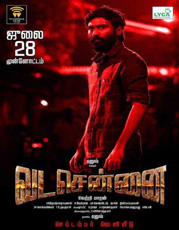 Chennai Central (Vada Chennai) 2020 Hindi Dubbed 450 HDRip x264 480p