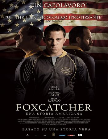Foxcatcher 2014 Hindi ORG Dual Audio 480MB BluRay x264 480p