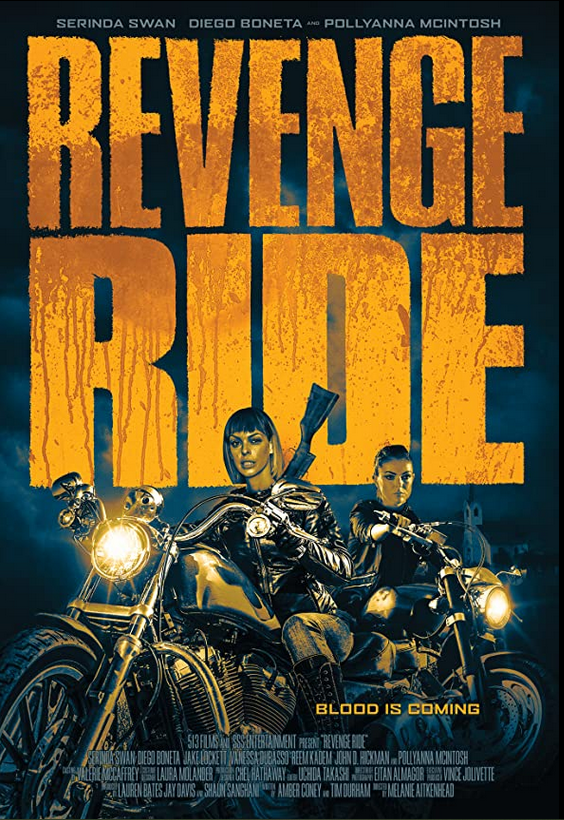 Revenge Ride 2020 Dual Audio Hindi 300MB HDRip 480p Download