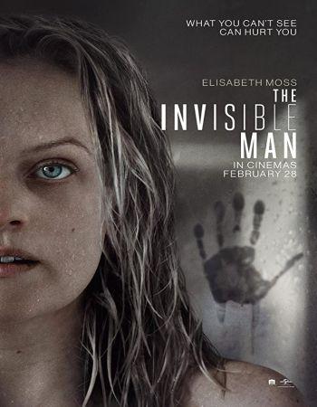 The Invisible Man 2020 Hindi ORG Dual Audio 450MB BluRay x264 ESubs 480p