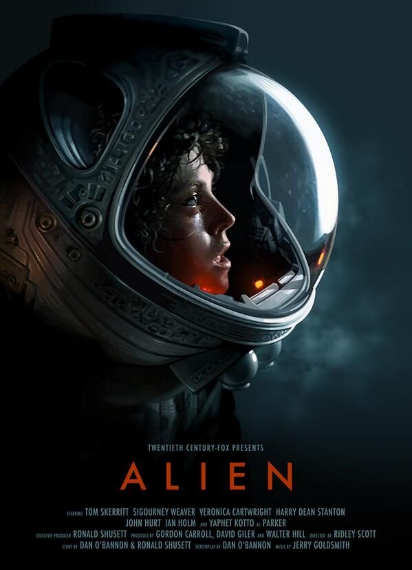 Alien 1979 Hindi ORG 480p Dual Audio 400MB BluRay ESubs