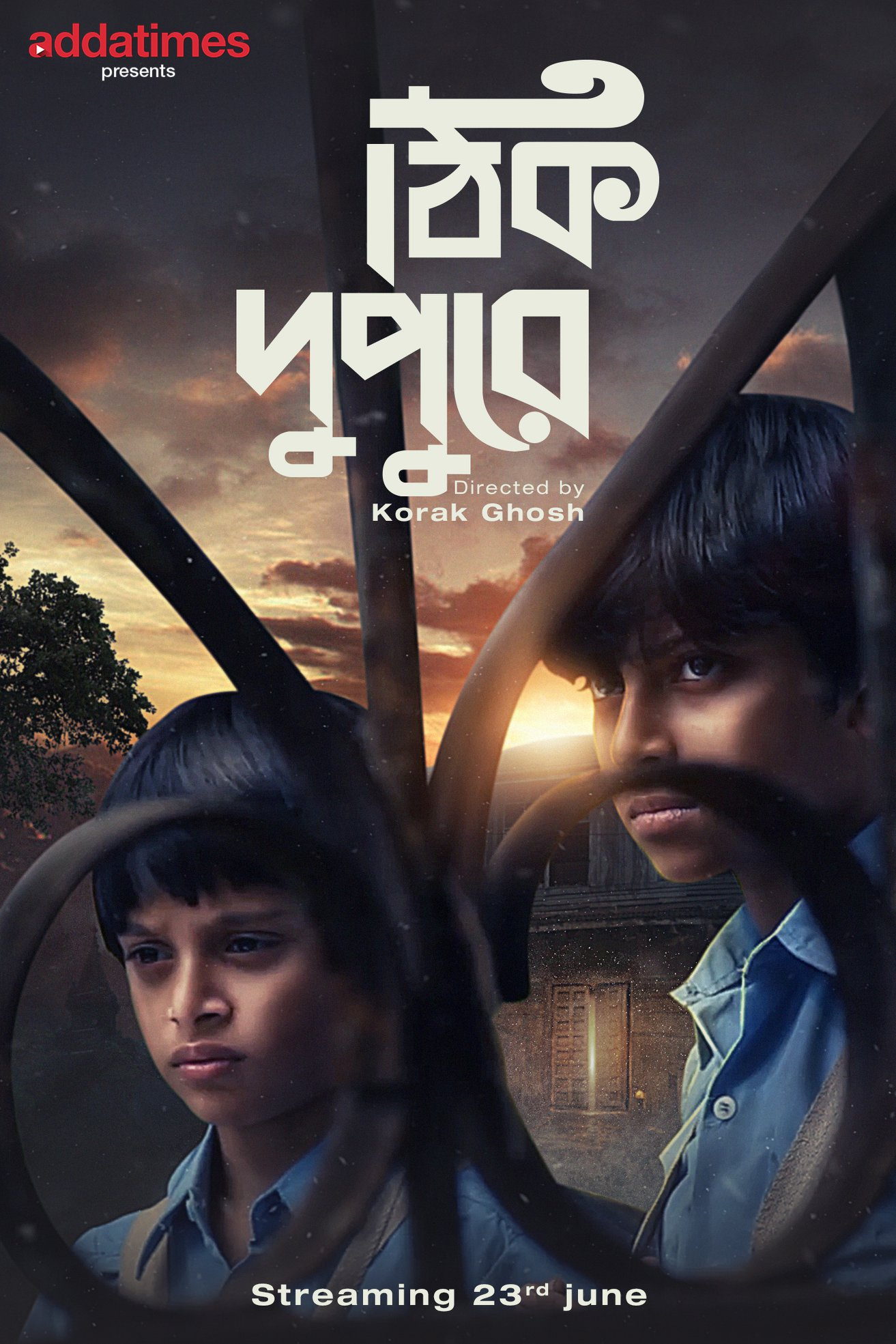 Thik Dupure (2020) Bengali HD-Rip – 480P | 720P – x264 ESub –  450MB  – Download