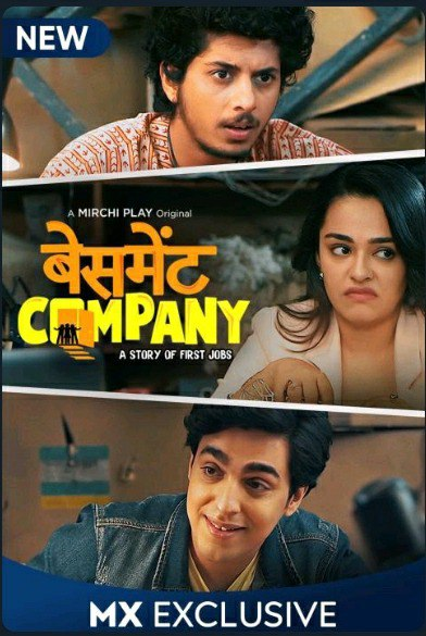 Basement Company 2020 S01 Hindi MX Original Complete Web Series 480p HDRip 350MB x264 AAC