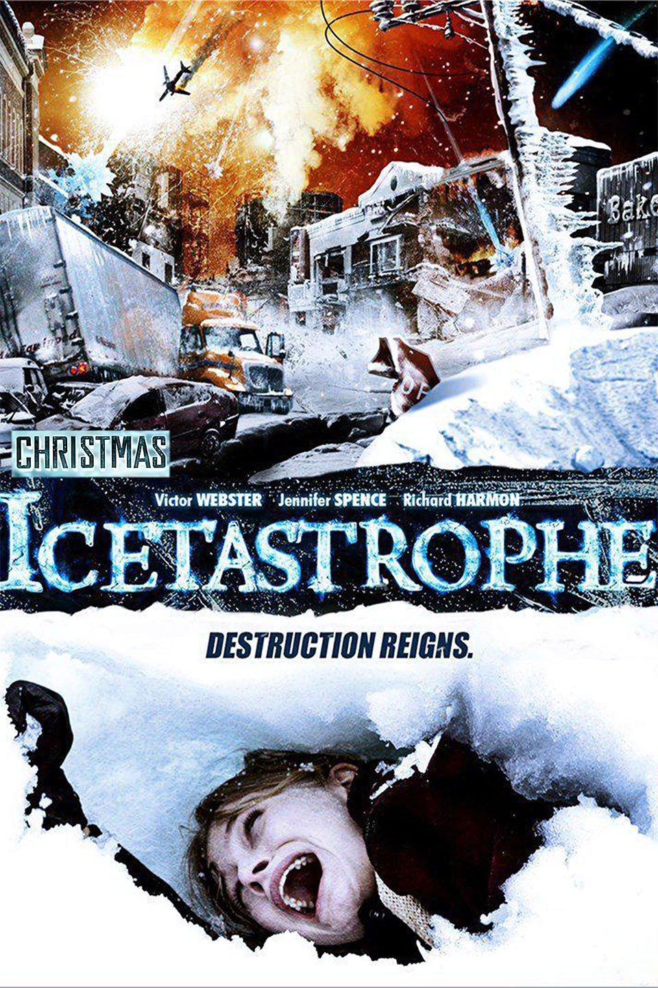 Christmas Icetastrophe 2014 Hindi Dual Audio 480p BluRay 300MB ESubs x264 AAC
