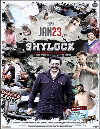 Shylock 2020 Telugu 720p HDRip x264 900MB