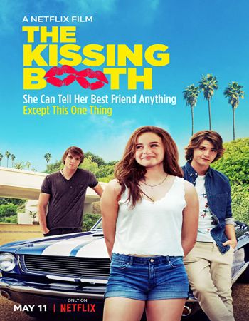 The Kissing Booth 2018 Hindi Dual Audio 720p HDRip x264 ESubs 800MB