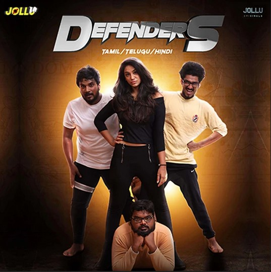 Defenders (2020) S01EP01 Hindi Jollu App Web Series 720p HDRip 230MB Download