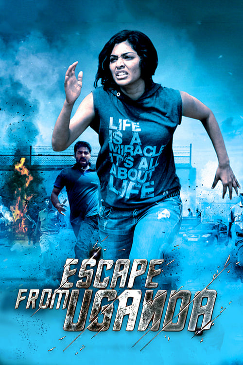 Escape from Uganda 2020 Hindi Dubbed 720p HDRip 750MB