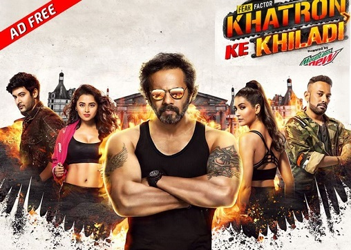 Khatron Ke Khiladi S10 (2020) EP14 Hindi (28 June 2020) 720p HDRip 522MB | 250MB Download