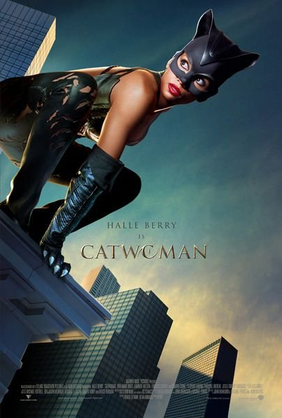 Catwoman (2004) Hindi Dubbed 300MB BluRay Download