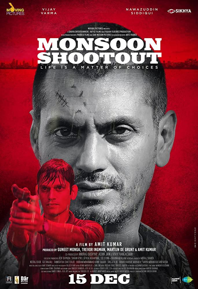 Monsoon Shootout 2017 Hindi Movie 300MB HDRip Download