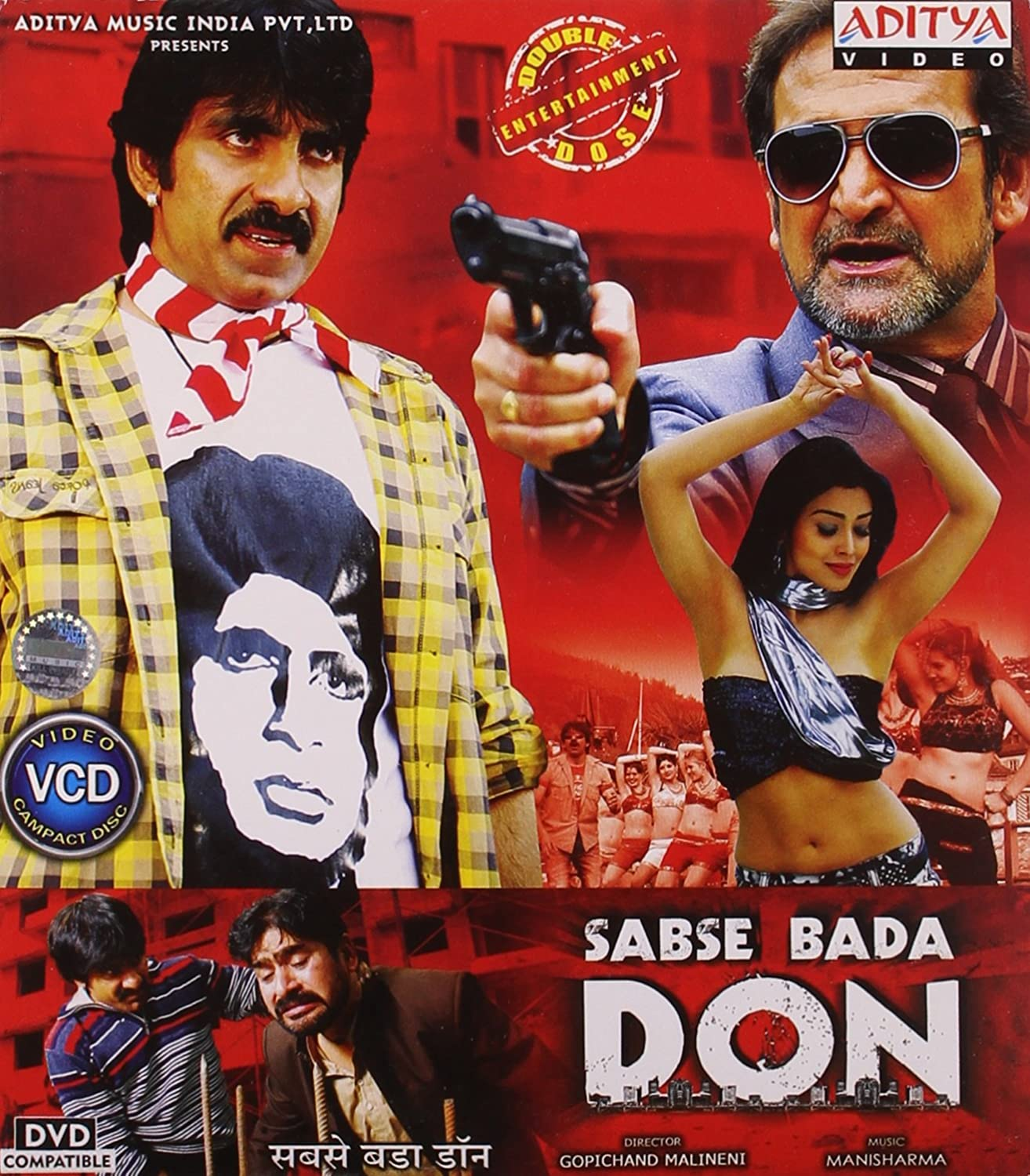 Don Seenu 2010 Dual Audio Hindi 600MB UNCUT BluRay ESubs
