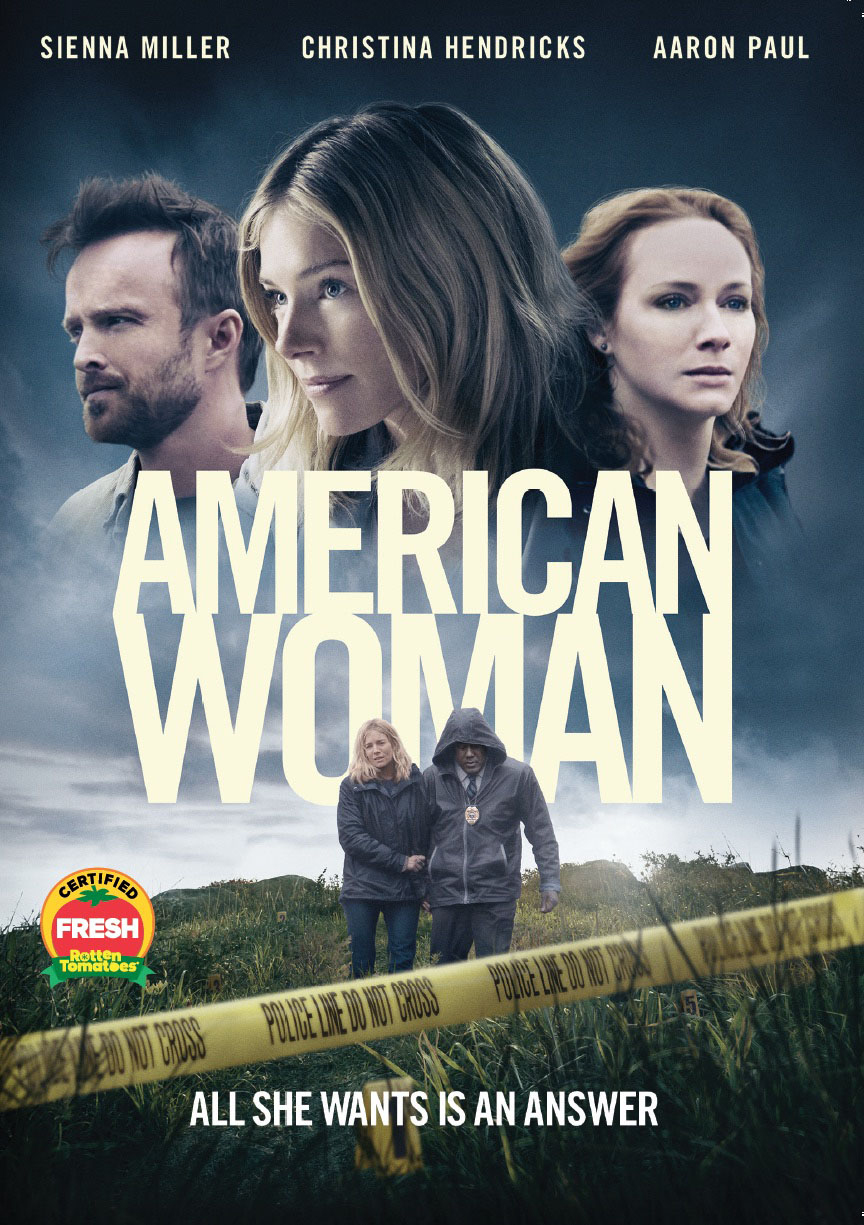 American Woman 2018 Hindi ORG Dual Audio 720p BluRay 1.1GB ESubs x264 AAC