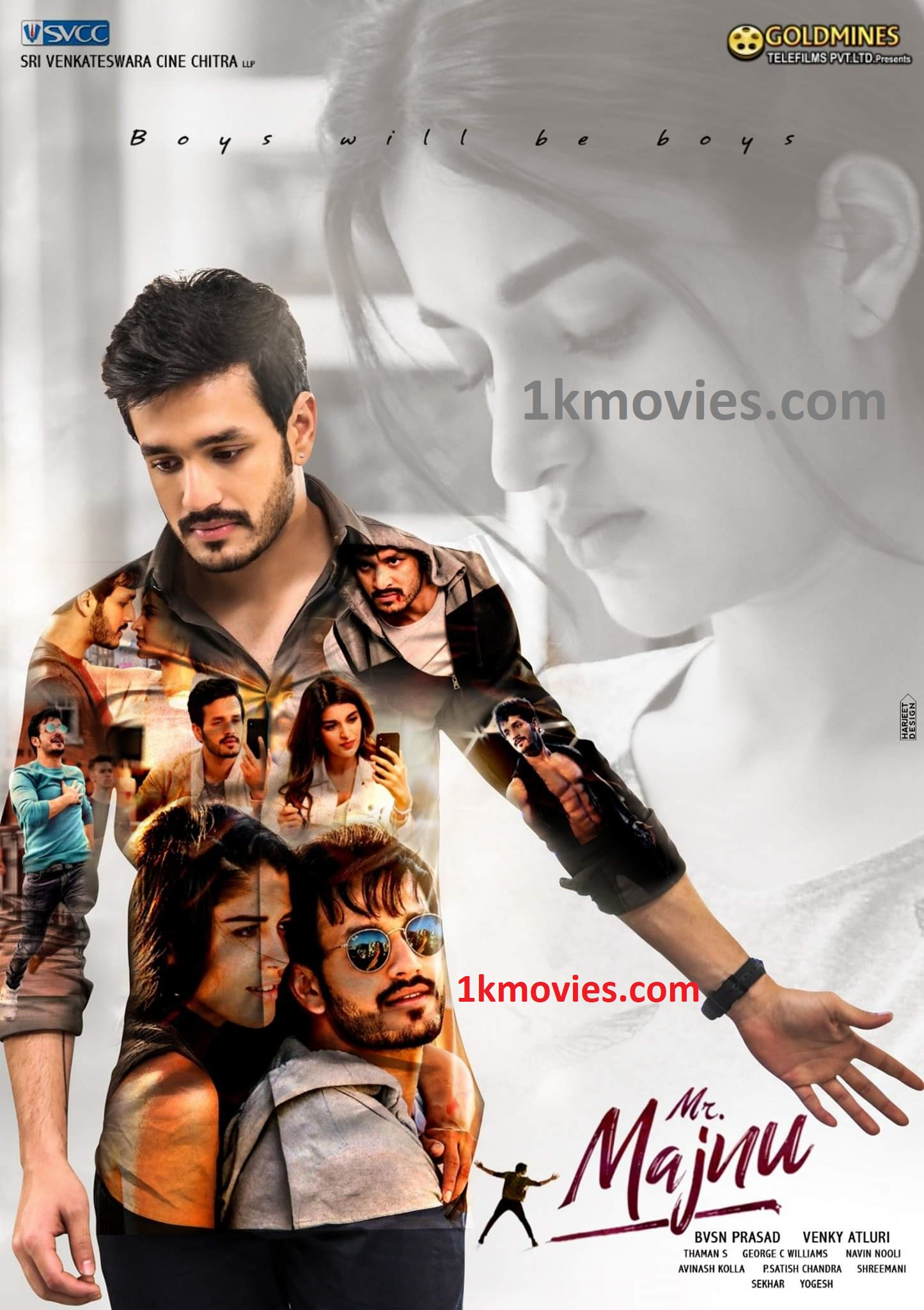 Mr. Majnu 2020 Hindi Dubbed 720p HDRip 900MB