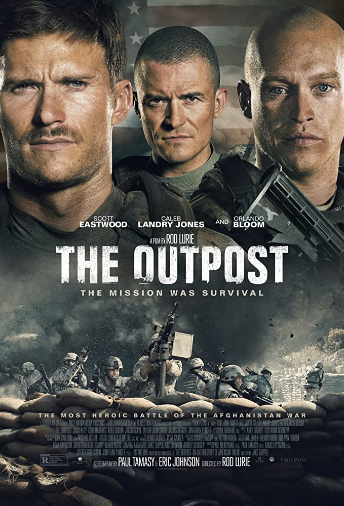 The Outpost 2020 English 720p HDRip 899MB ESubs Download