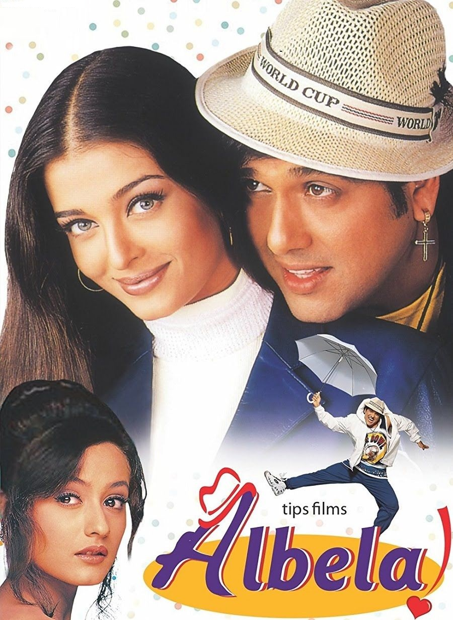 Albela 2001 Hindi Movie 720p HDRip 950MB