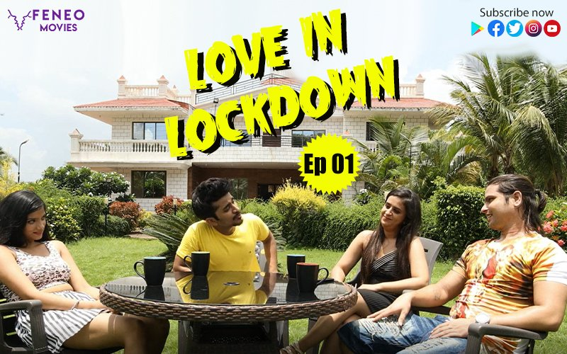 Love In Lockdown 2020 Hindi S01E01 Feneomovies Web Series 720p HDRip 150MB Download