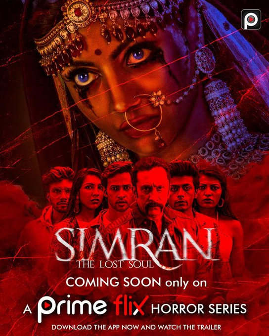 18+ Simran The Lost Soul 2020 S01 Hindi Complete PrimeFlix Web Series 480p HDRip 550MB x264 AAC
