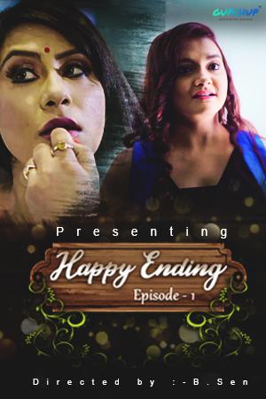 Happy Ending 2020 S01EP01 Hindi Gupchup Web Series 720p HDRip 180MB Download