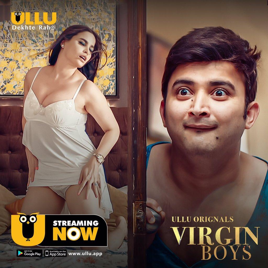 18+ Virgin Boys Part:1 2020 S01 Hindi Ullu Complete Hot Web Series 720p HDRip 600MB *Full Hot*