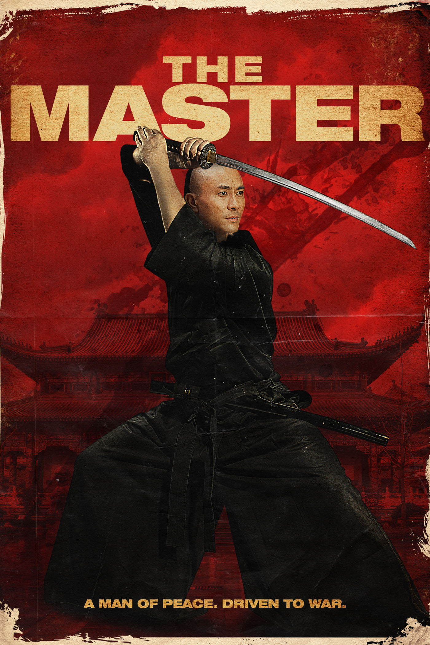 The Master 2014 ORG Hindi Dubbed 400MB HDRip