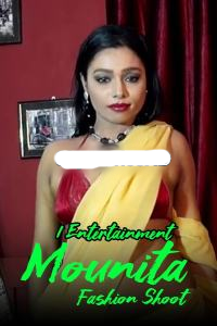Mounita Fashion Shoot 2020 Hindi iEntertainment Originals Video 720p HDRip 150MB Download