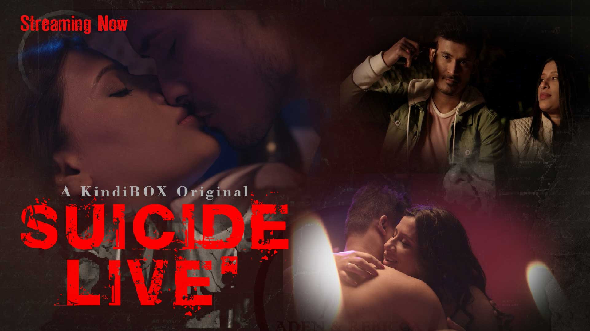 Suicide Live 2020 S01EP01 Hindi KindiBOX Original Web Series 720p HDRip 164MB Download