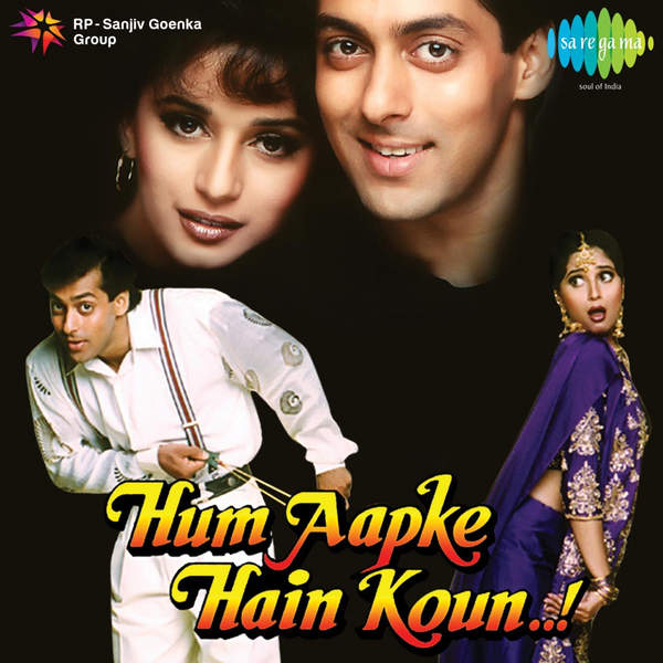 Hum Aapke Hain Koun 1994 Hindi Movie 720p BluRay 1.3GB Download
