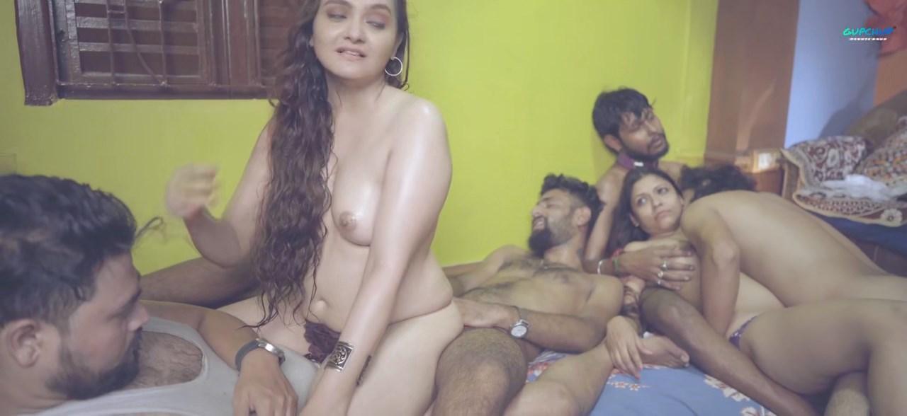 MEP3 19 - 18+ Maaza Bani Saaza (2020) S01E03 Hindi Gupchup Web Series 720p HDRip 220MB x264 AAC