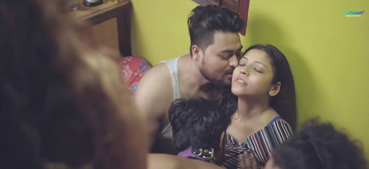 MMEP3 8 - 18+ Maaza Bani Saaza (2020) S01E03 Hindi Gupchup Web Series 720p HDRip 220MB x264 AAC