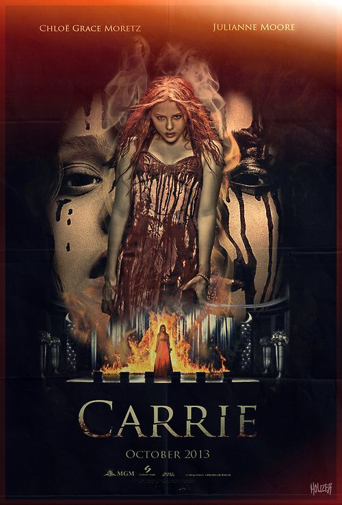 Carrie 2013 Dual Audio Hindi 720p BluRay 895MB ESubs Download