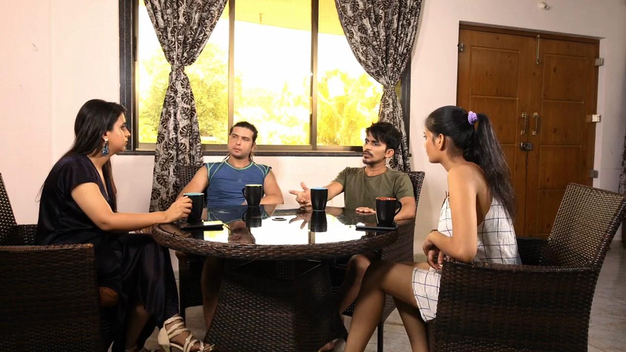 LL3 11 - Love In Lockdown 2020 Hindi S01E03 Feneomovies Web Series 720p HDRip 150MB Download