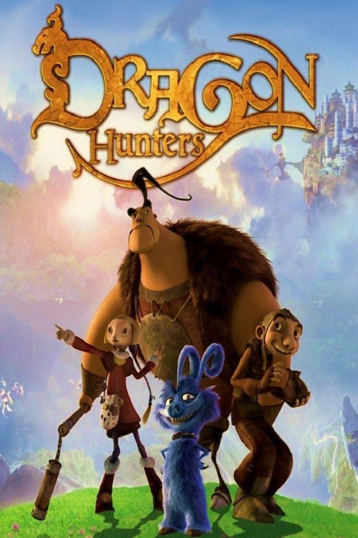 Dragon Hunters 2008 Dual Audio Hindi 720p BluRay 800MB Download