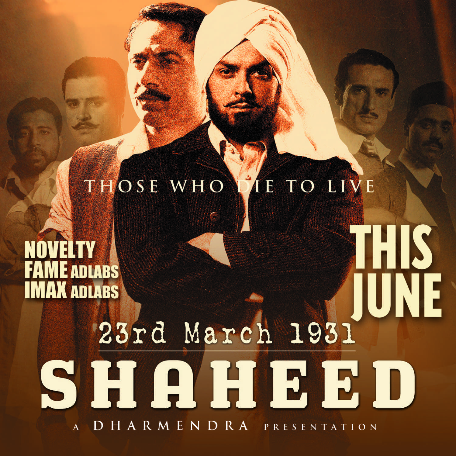 23rd March 1931 Shaheed 2002 Hindi Movie 720p HDRip 1180MB Download