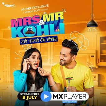 Mrs. and Mr. Kohli S01 2020 Hindi Complete MX Player Web Series 720p HDRip 500MB Download