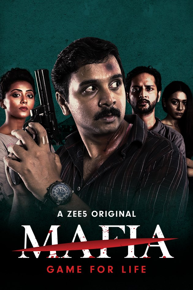 Mafia 2020 Hindi Complete Zee5 Original Web Series 720p HDRip 900MB Download