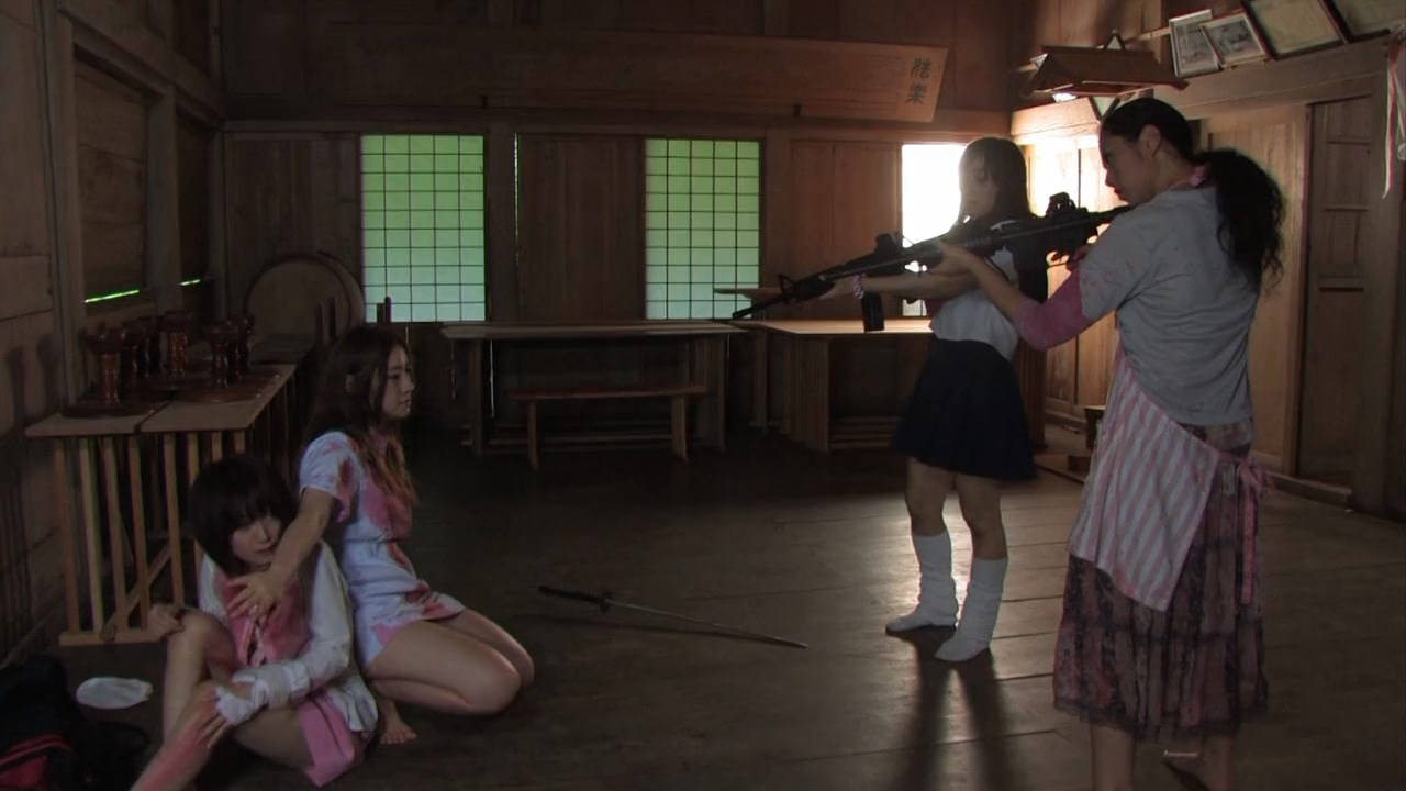 rzlotd 2 - 18+ Rape Zombie Lust of the Dead 2012 Japanese 480p BluRay 300MB x264 AAC