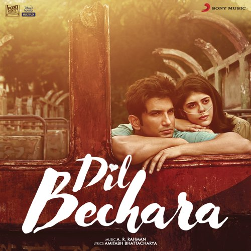Dil Bechara 2020 Hindi Movie Mp3 Songs Album Zipe File 73MB Download