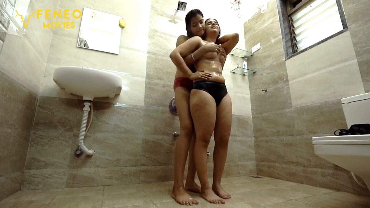 LKDEP6 9 - 18+ Love In Lockdown 2020 Hindi S01E06 Feneomovies Web Series 720p HDRip 150MB x264 AAC