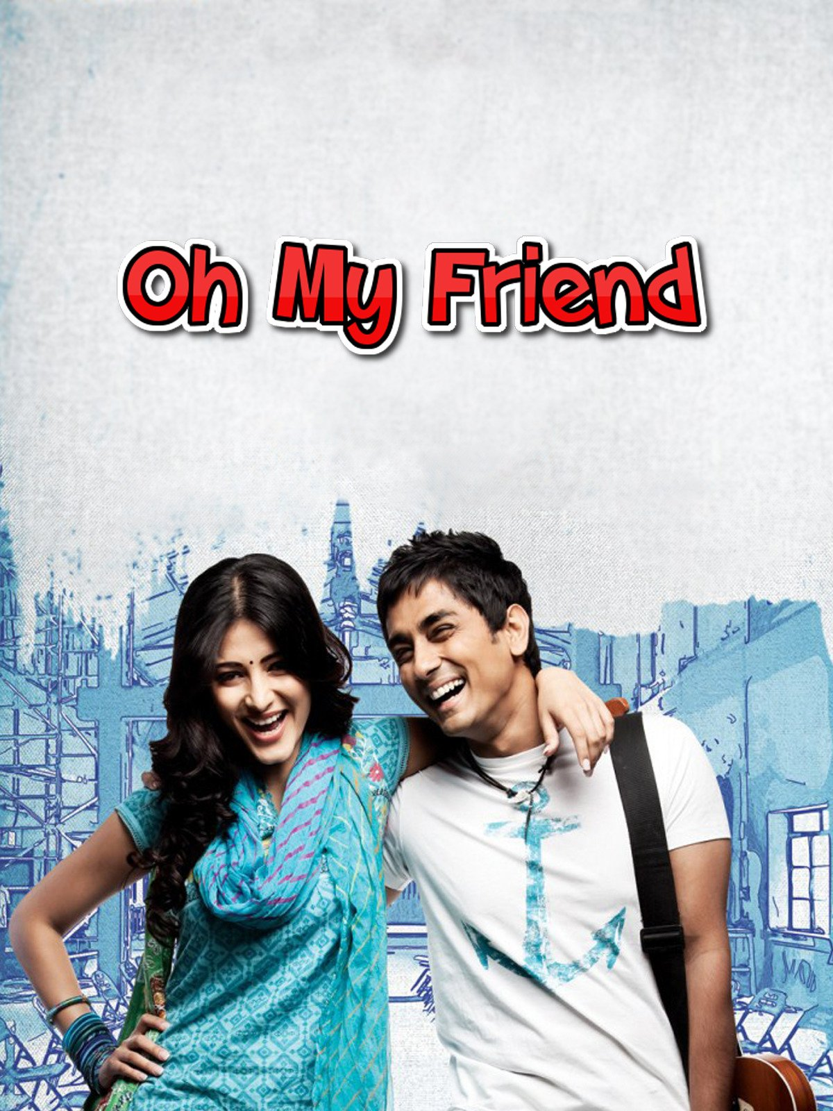 Oh My Friend 2020 Hindi Dubbed 300MB HDRip Download